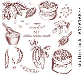 Vector Food Collection With...