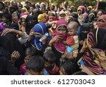 teknaf  bangladesh   april 1 ...   Shutterstock . vector #612703043