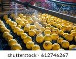 primofiore lemons of the... | Shutterstock . vector #612746267