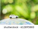 travel and transportation... | Shutterstock . vector #612895883