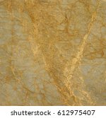 beautiful closeup gold marble... | Shutterstock . vector #612975407