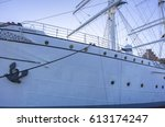 Sailing Ship From The Side ...