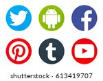 valencia  spain   march 23 ... | Shutterstock . vector #613419707