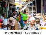 kumasi  ghana   jan 15  2017 ...   Shutterstock . vector #613458317