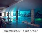 sarajevo  bosnia and... | Shutterstock . vector #613577537