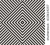 repeating geometric stripes... | Shutterstock .eps vector #613614257