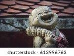 Little Laughing Buddha.