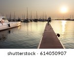 Sunset On The Sea Berth For...