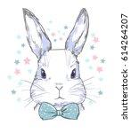 Hand Drawn Bunny