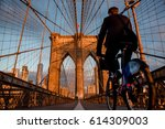 new york  october 23rd  2016  ... | Shutterstock . vector #614309003