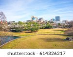 columbia south carolina city... | Shutterstock . vector #614326217