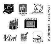 design studio template icons