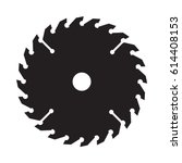an iconic circular saw blade in ...