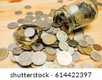 save money  save up  money | Shutterstock . vector #614422397