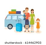 people traveling concept. the... | Shutterstock .eps vector #614462903
