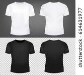 T Shirt Template Set