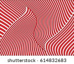 oblique  diagonal line pattern. | Shutterstock .eps vector #614832683