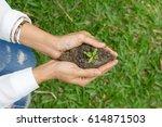 charity  environment  ecology ...   Shutterstock . vector #614871503