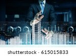 new technologies for better... | Shutterstock . vector #615015833