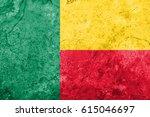 flag of benin | Shutterstock . vector #615046697