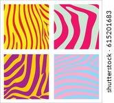 zebra | Shutterstock .eps vector #615201683