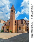 church of st. nicholas in the...   Shutterstock . vector #615234587