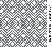 geometric vector pattern ... | Shutterstock .eps vector #615245207
