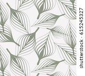 vector pattern  repeating... | Shutterstock .eps vector #615245327
