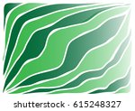green and white abstract ripple ... | Shutterstock .eps vector #615248327