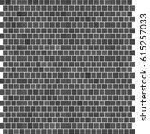 texture of the brickwork.... | Shutterstock .eps vector #615257033