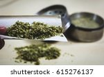 smoking marijuana joint | Shutterstock . vector #615276137