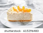 Piece Of Delicious Cheesecake...