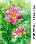pink miracle   Shutterstock . vector #615324527