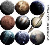 Awesome Quality Planets Of...