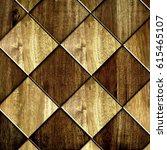 wooden background | Shutterstock . vector #615465107