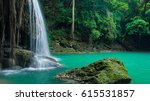 green nature with green...   Shutterstock . vector #615531857