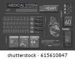 modern medical interface for...