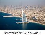 dubai  uae   november 14  2016  ... | Shutterstock . vector #615666053