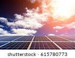 solar energy | Shutterstock . vector #615780773