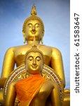 buddha status   thailand