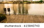 the river side | Shutterstock . vector #615840743