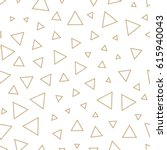 minimal graphic geometric... | Shutterstock .eps vector #615940043