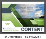 presentation layout design... | Shutterstock .eps vector #615962267