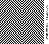 vector seamless pattern.... | Shutterstock .eps vector #616000643
