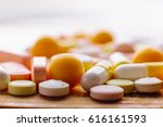 many different medicines