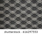 Texture Of Textile Rug With...