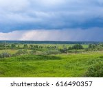 view on river valley in back...   Shutterstock . vector #616490357