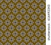 seamless abstract vector... | Shutterstock .eps vector #616492343