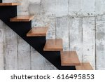 Modern Structure Stair With...