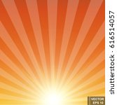 abstract background. the rays.... | Shutterstock .eps vector #616514057